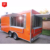 HOT SALES BEST QUALITY street mobile food truck  FIBER GLASS ICE CREAM CREPE HOT DOG CART, FOOD TRUCK WITH CE