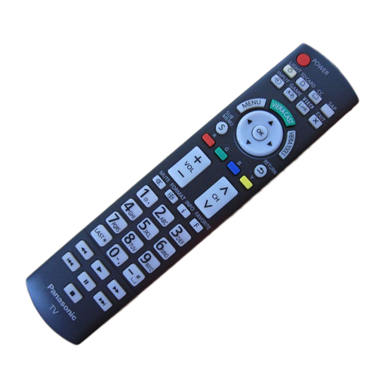 New OEM Original Remote Control for Panasonic N2QAYB000486