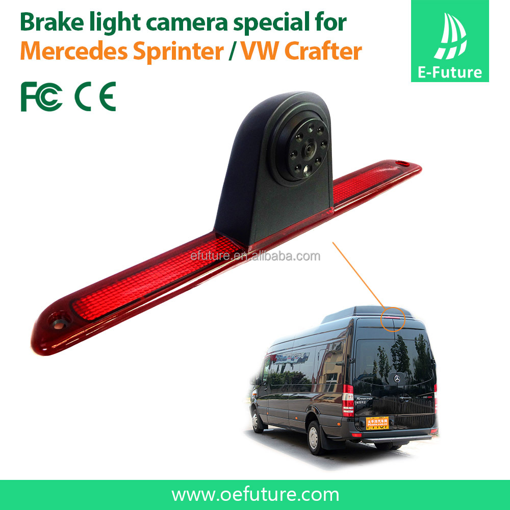 Brake lights rear view safety with brake light camera