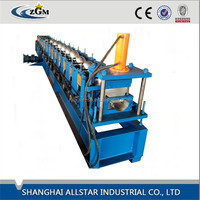 Rain Gutter Roll Forming Machine - Huayang Company