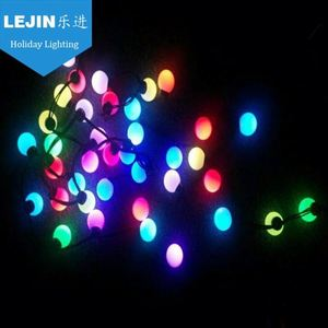 Halloween Multicolor led festoon lighting strings Outdoor decoration event decoration