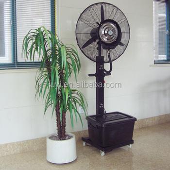 Indoor Mist Fan - Buy Mist Spray Fan,Outdoor Misting Fan,Water ...