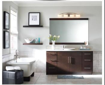 Pull Out Handles Bathroom Furniture