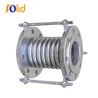 Double Flange stainless steel corrugated bellows expansion joints