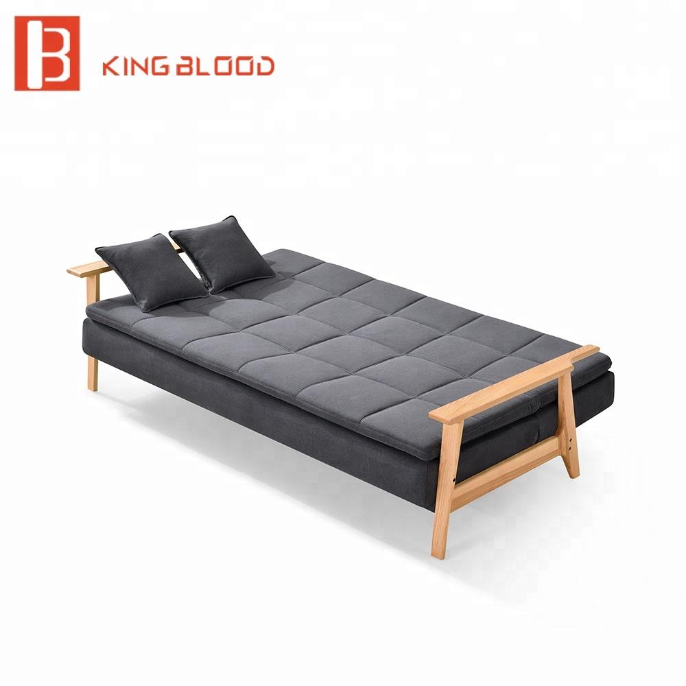 New Design Three Folded Sofa Bed