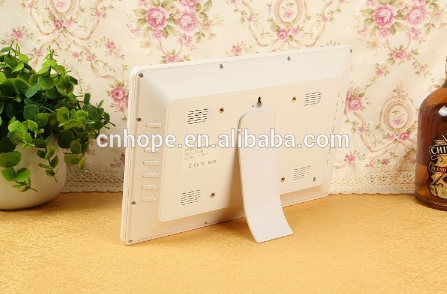 Chinese supplier wall mount slim advertising display monitor