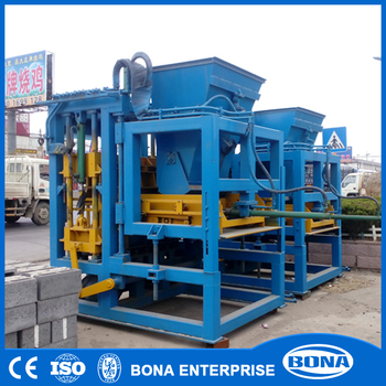 Construction material machinery latest technology fly ash brick making machine