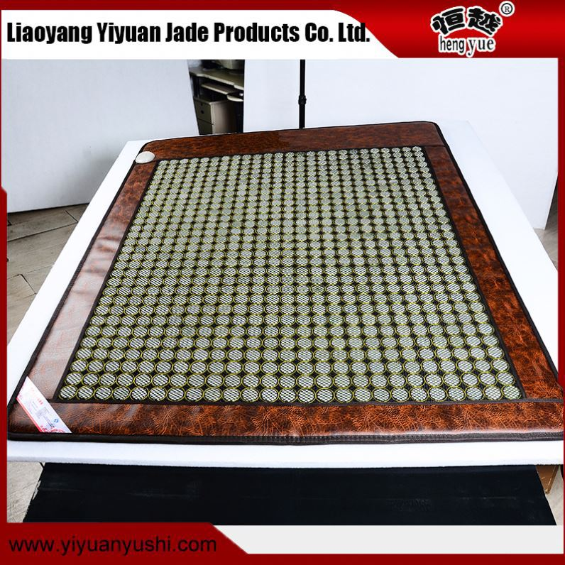 Alibaba china nature nourish skin american style best slimming cooling and heating jade mattress