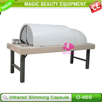 D-669 Infrared Spa Capsule Massage For Slimming
