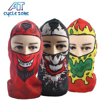 masque anti froid velo