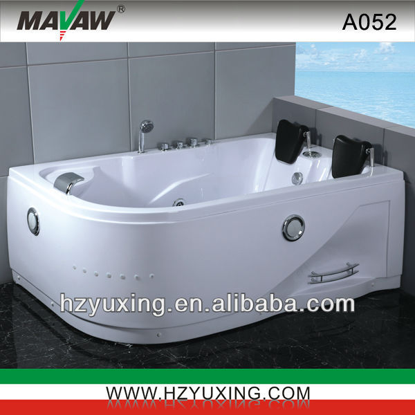 whirlpool bathtub with heater jacuzzi function