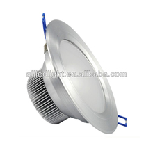 CE&RoHs approved 9w led ceiling recessed lighting