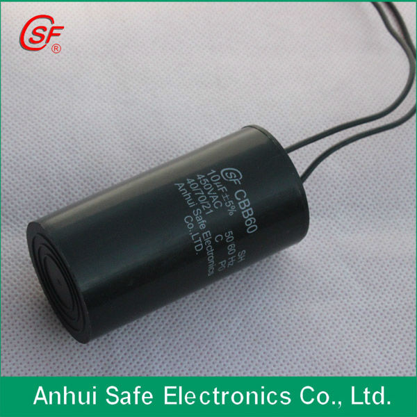 Provide Electric Motor Water Pumb Use Capacitor of Polypropylene Film