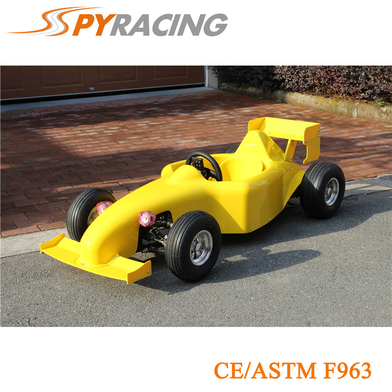 SPY RACING Electric Go Kart for Kids