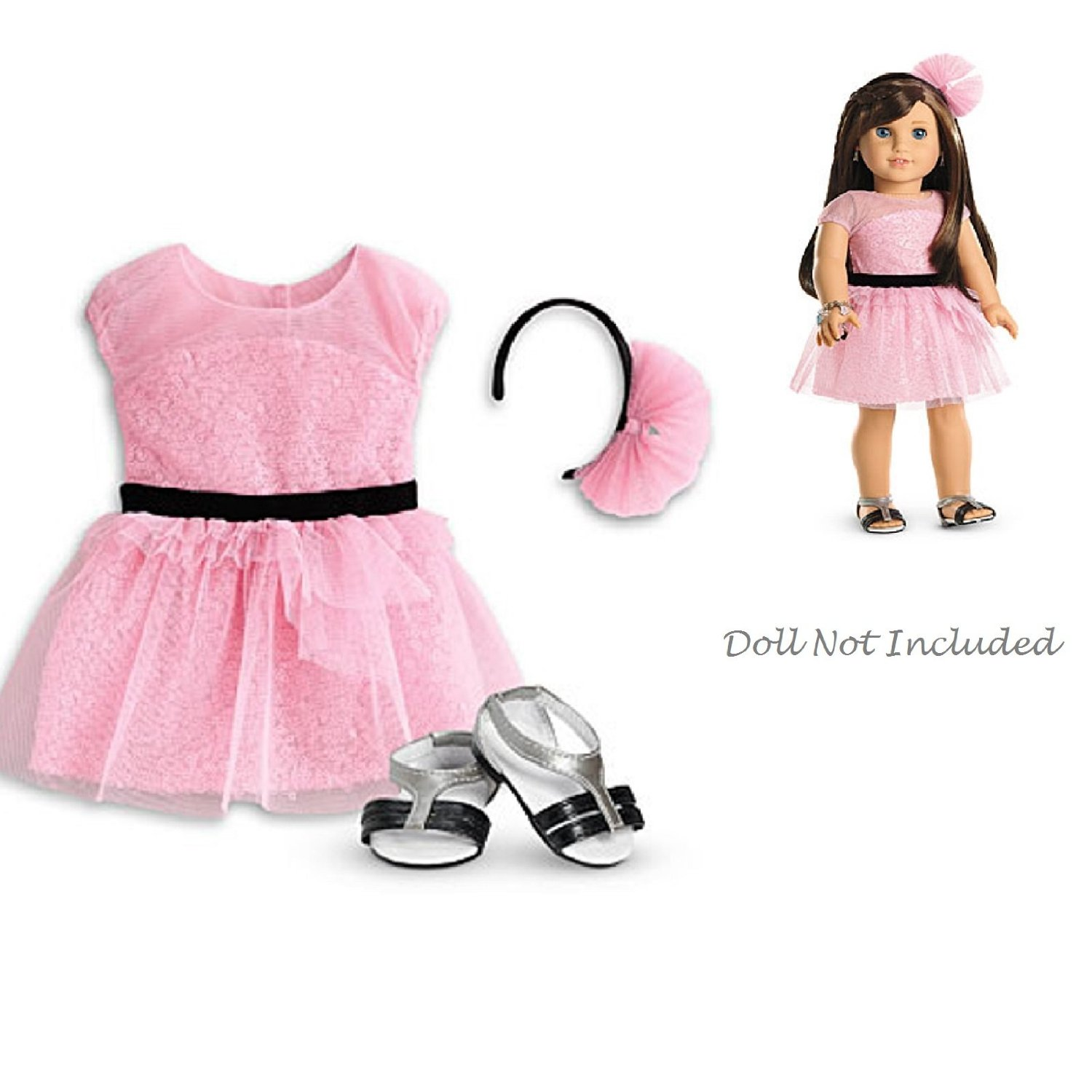American Girl Grace - Grace's Opening-Night Outfit for Dolls - American Girl of 2015