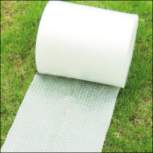 China factory plastic bubble roll/air Bubble film wrap/protective cushion wrap