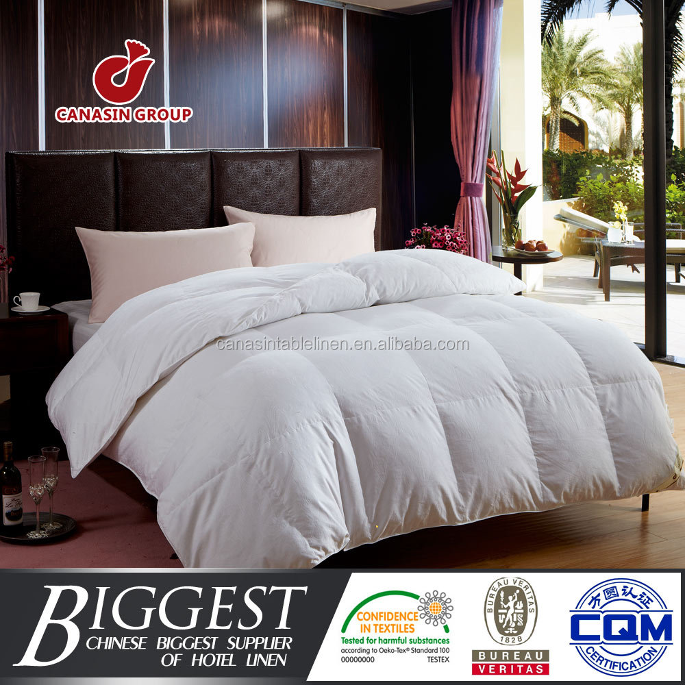 Luxury fancy Goose Down And Feather Comforters Duvets