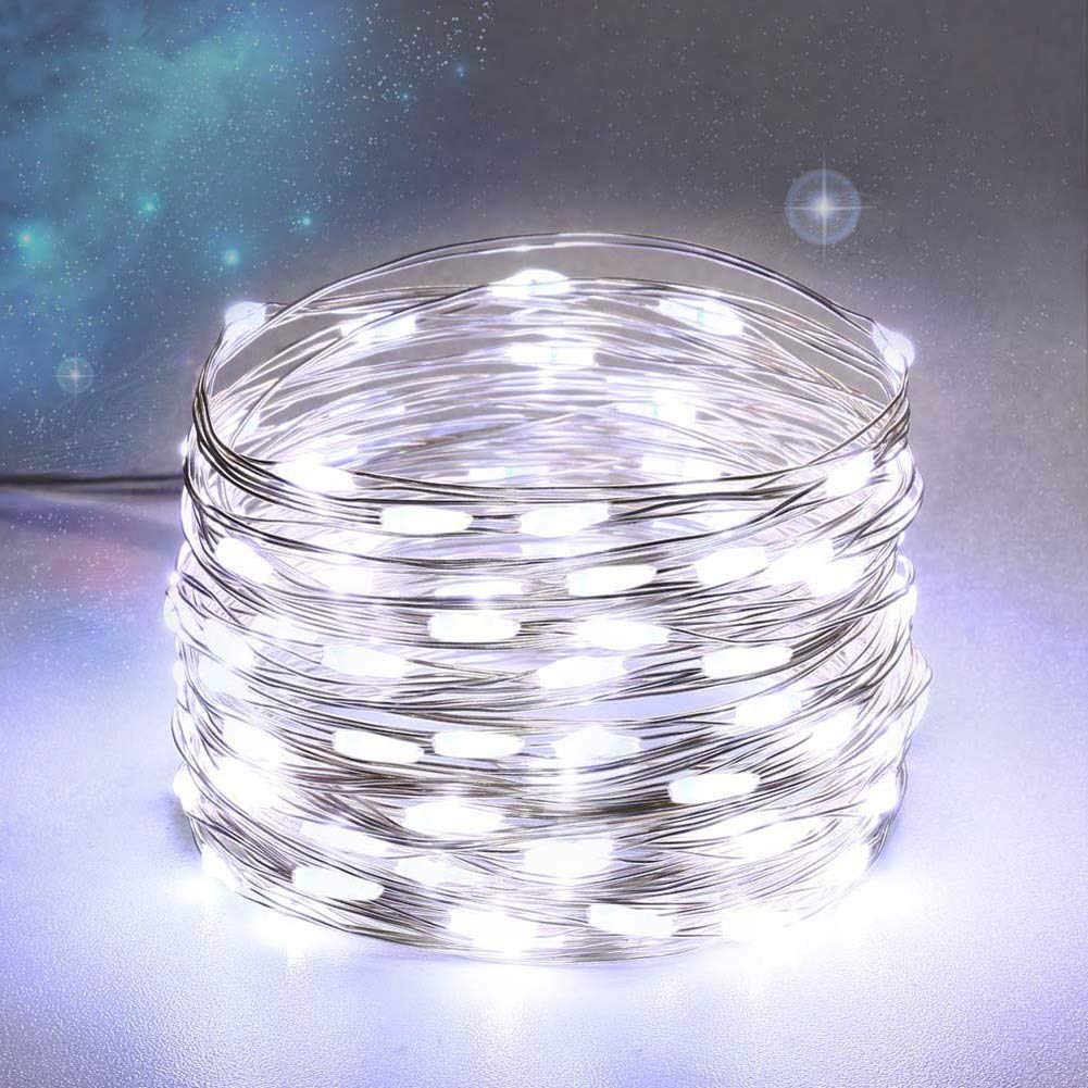 Cheap G String Dancing Find Deals On Line At How To Build Leds Get Quotations Havenport Solar Lights 100 200 Starry Colorful Copper Wire