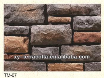 Decoraci n interior columnas imitaci n piedra azulejos piedra panel precios buy decoraci n - Imitacion piedra interior ...