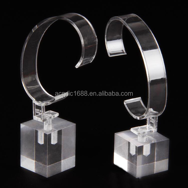 Wholesale Clear Acrylic Watch Display Holder/Watch Holder
