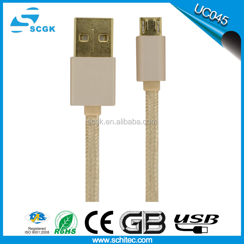Good design 1M 2M 3M USB 2.0 Cable Type A male to B male