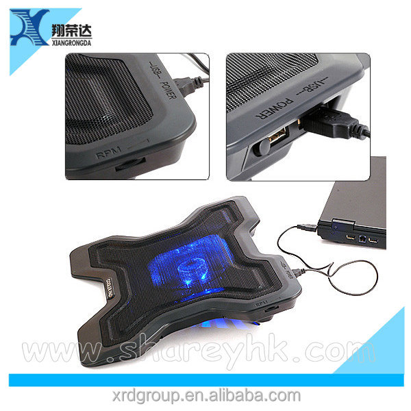 Laptop Cooling Pad Fasion Wholesale laptop cooling pad with usb hub