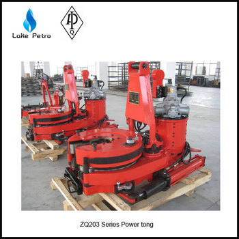 Zq 203-125 Power Tong With Spare Parts - Buy Oil Pipe Power Tong,Hydraulic  Power Tong,Power Tong Product on Alibaba com