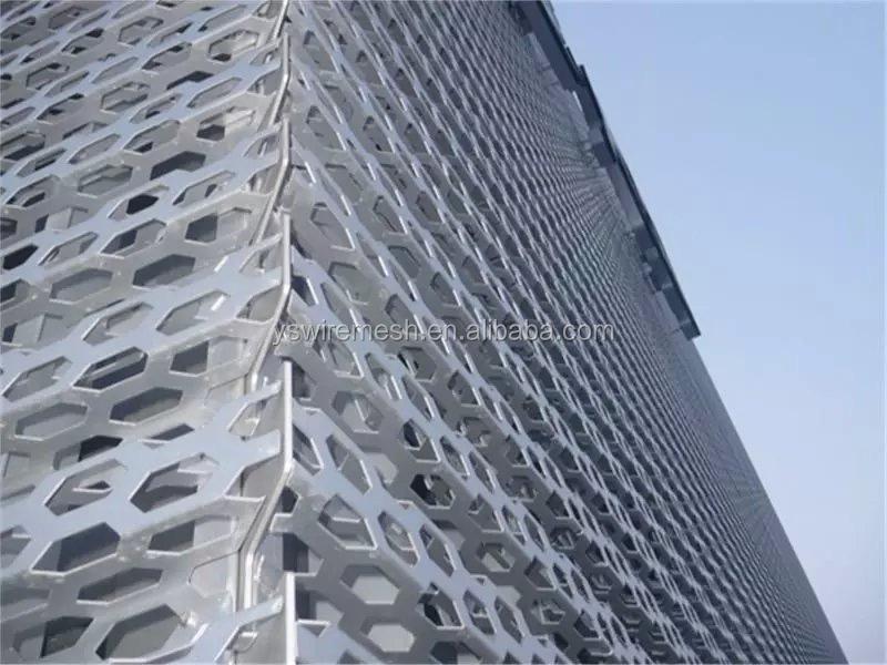 Dekorativen metall lochbleche dekorfolie f r wand for Dekorfolie wand