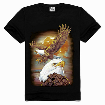 wholesale t shirts thailand fashion rock eagle t shirts