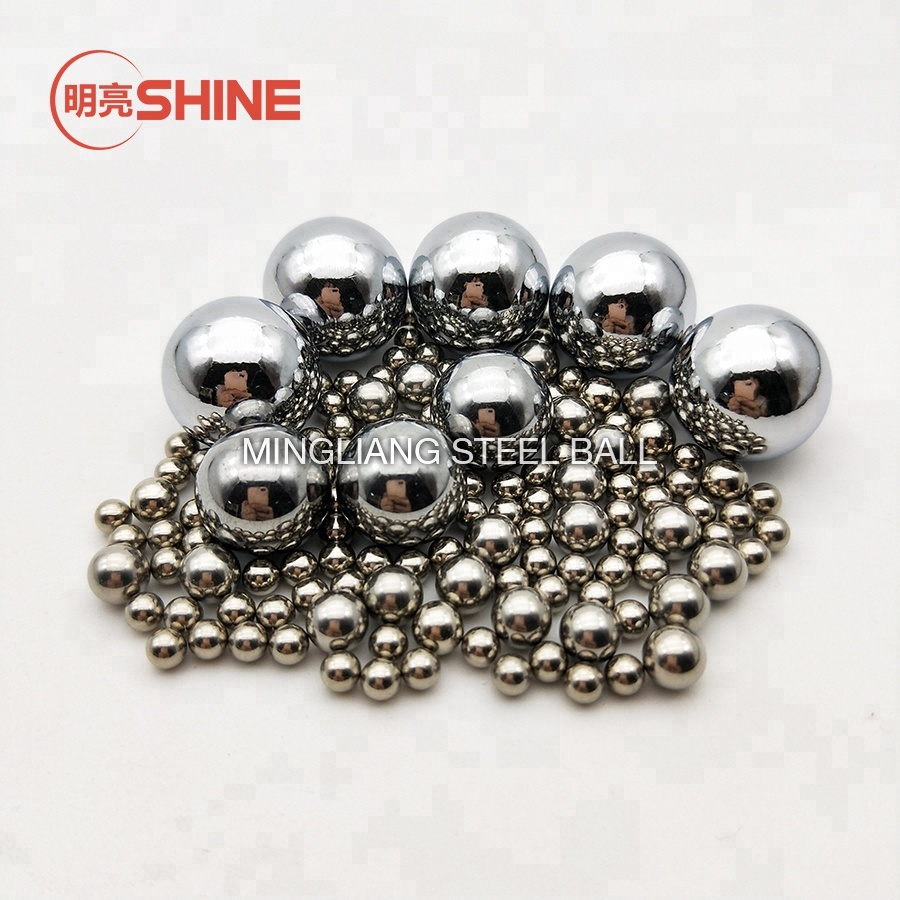 "Loose Bearing Ball Hardened Chrome Steel Bearings Balls 3.175mm 1//8/"" QTY 300"