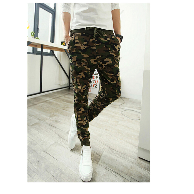 2015 Jogger Pants Army Chinos Men Jogging Pants Camouflage Men Military Camouflage Pants Harem Pants Men Jogging Camo Gymshark