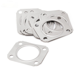 High Precision Etching Milling SS Turbo Compressor Outlet Gasket