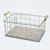 High Quality french Metal Bakery Bread Wire Basket for Shop