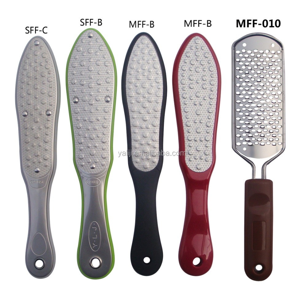2016 stainless steel foot file