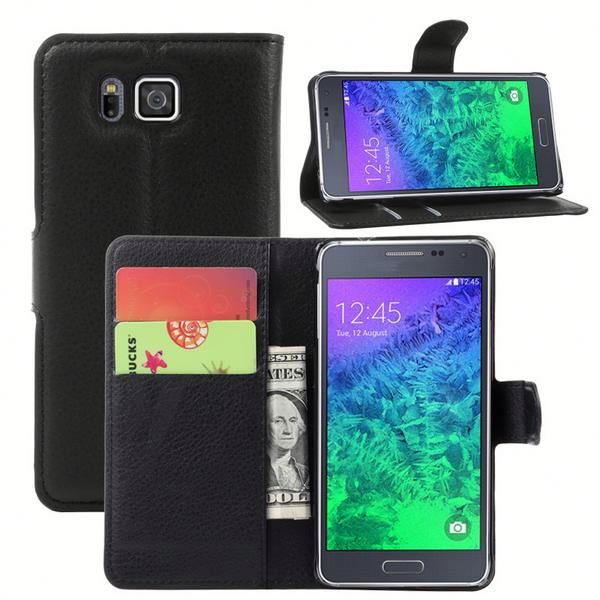 Leather Case Cover For Samsung Galaxy Star Pro S7262