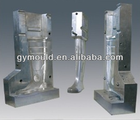 PVC Rain Boots mould for Italy injection machine