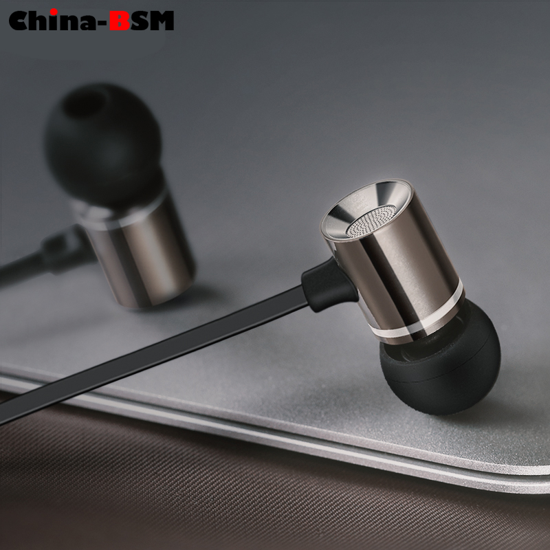 3.5mm Connectors In-ear Earbuds Mobile Phone Hands Free Wired Earphone