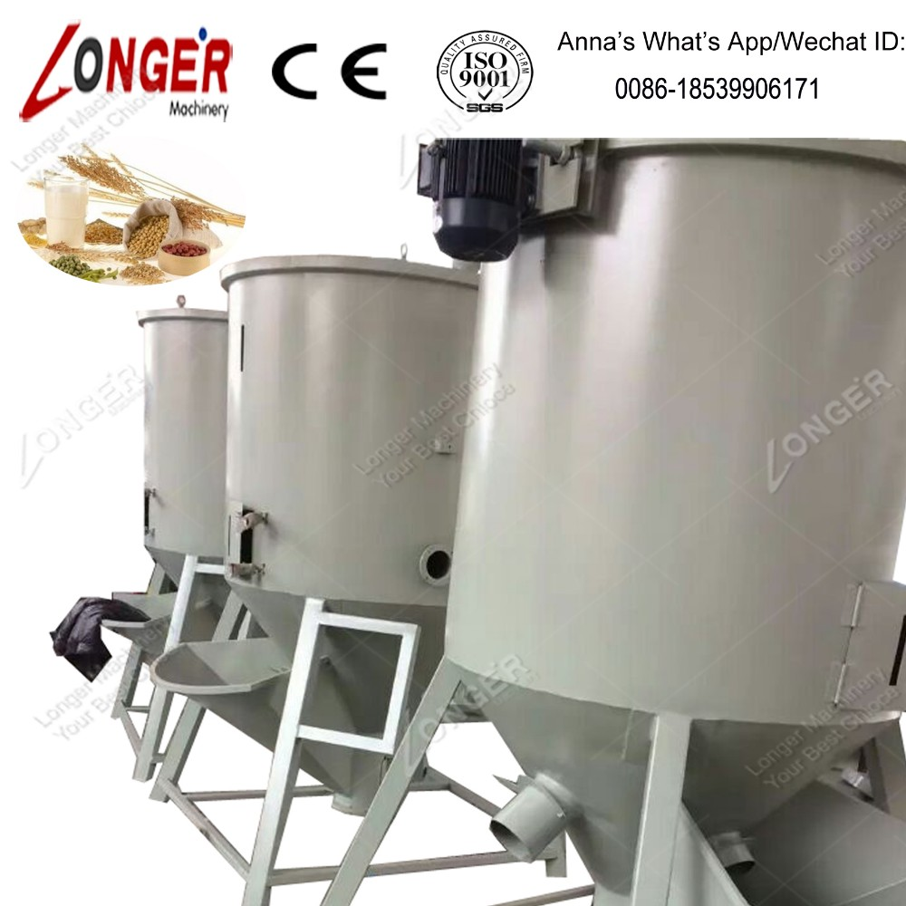 Vertical Grain Grain Paddy Dryer