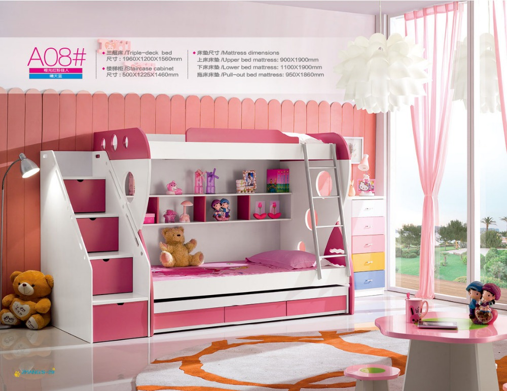 Achetez En Gros Enfant Lits Superpos 233 S En Ligne 224 Des