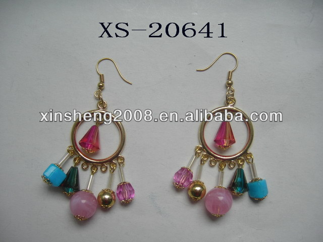 New designed charm earrings fashion accessories