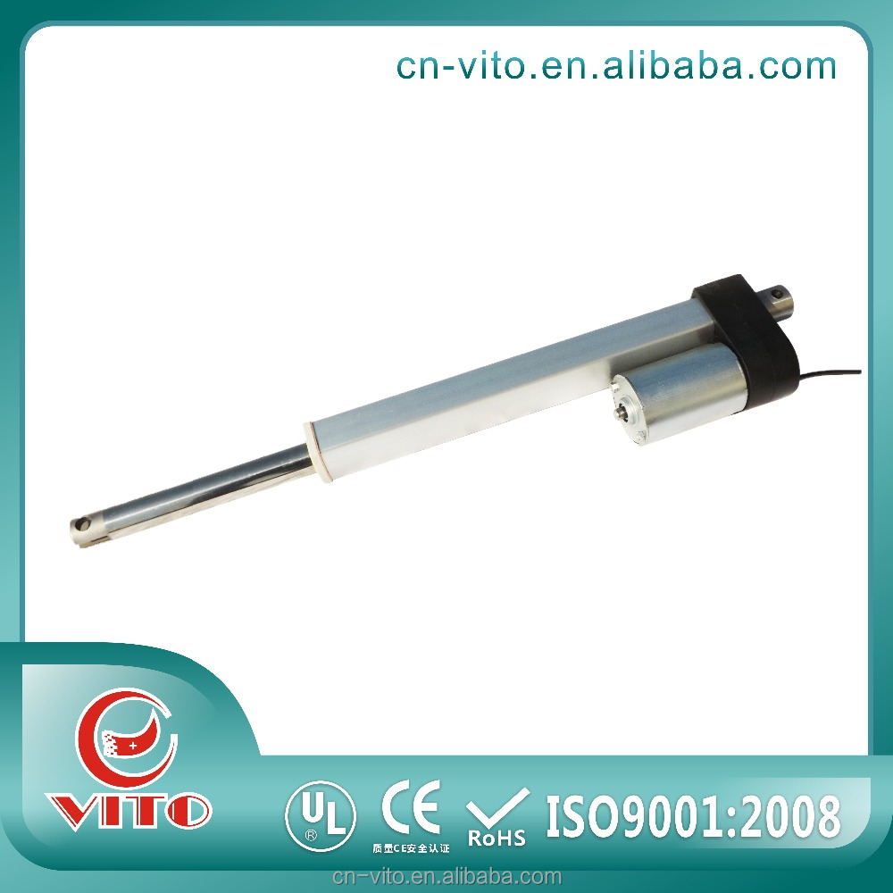 Long Stroke 8000N Compact Linear Actuator For Rectilinear Motion