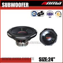 "12"" inch portable high power 10 inch car subwoofer"