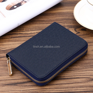 Very fashion Accordion card holder short id card holder for human