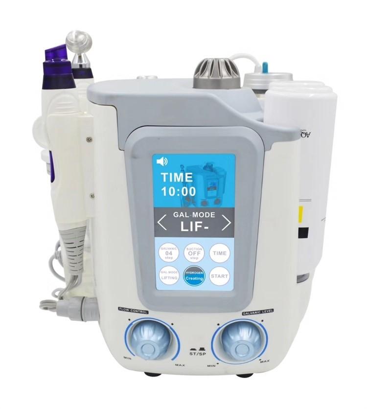 2019 Nieuwste Facial Cleaning Schoonheid Apparaat hydra 6in1 H202 schoonheid machine Facial machine