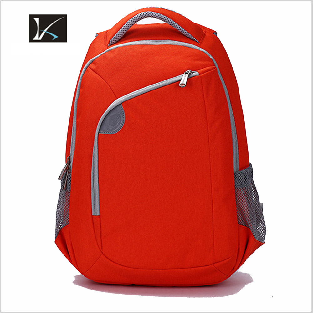 2015 custom folding bacpack/factory oem laptop backpack for school