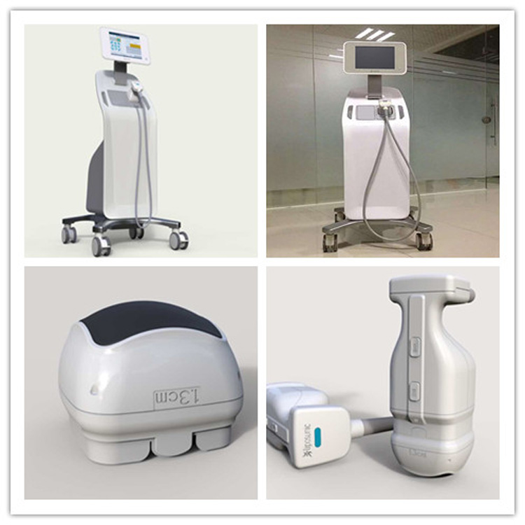 Factory price high intensity focused ultrasound liposonic body shaping machine