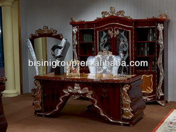 Europese stijl luxe bureau elegant design kantoormeubilair kantoor