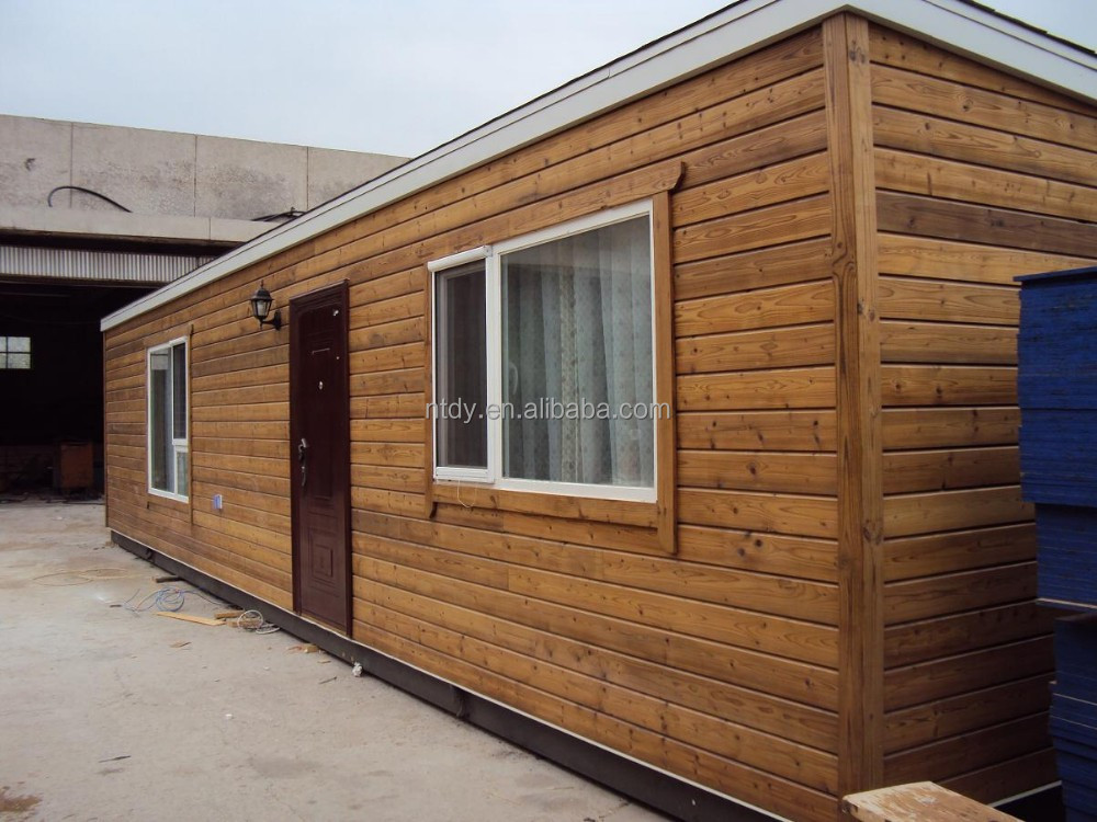 2015 New Shipping Container Homes China Manufacturer