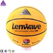 college basketball quotes basketball games Top quality microfiber composite genuine cow leather basketball