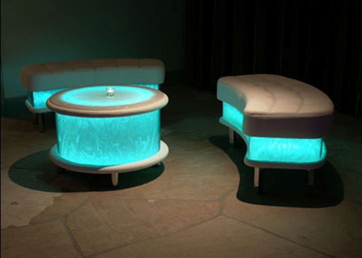 Charmant Landscape Lamp/ Led Chair /led Cube /led Sofa   Buy Led Chair  Table,Waterproof Ball,Shine Chair Product On Alibaba.com